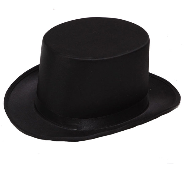 modelli alla moda rapporto qualità-prezzo più recente Cappello Mago Cilindro adulto