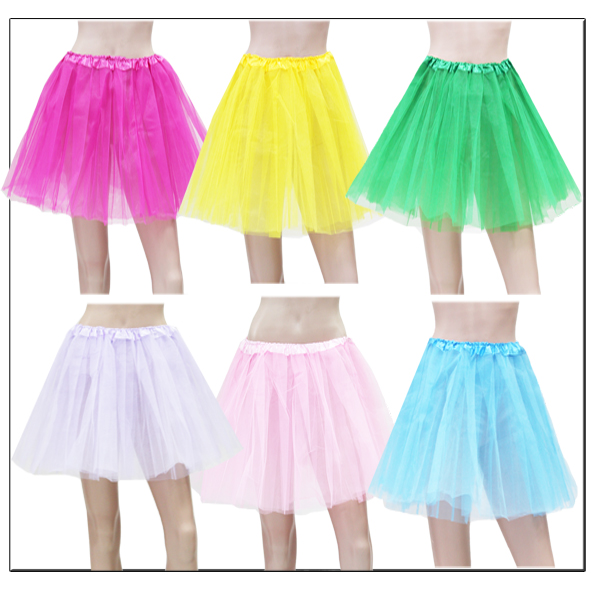 online store 1247d cf57f Gonna tulle adulto